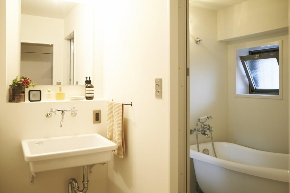 こだわりインダストリアル (浴室)