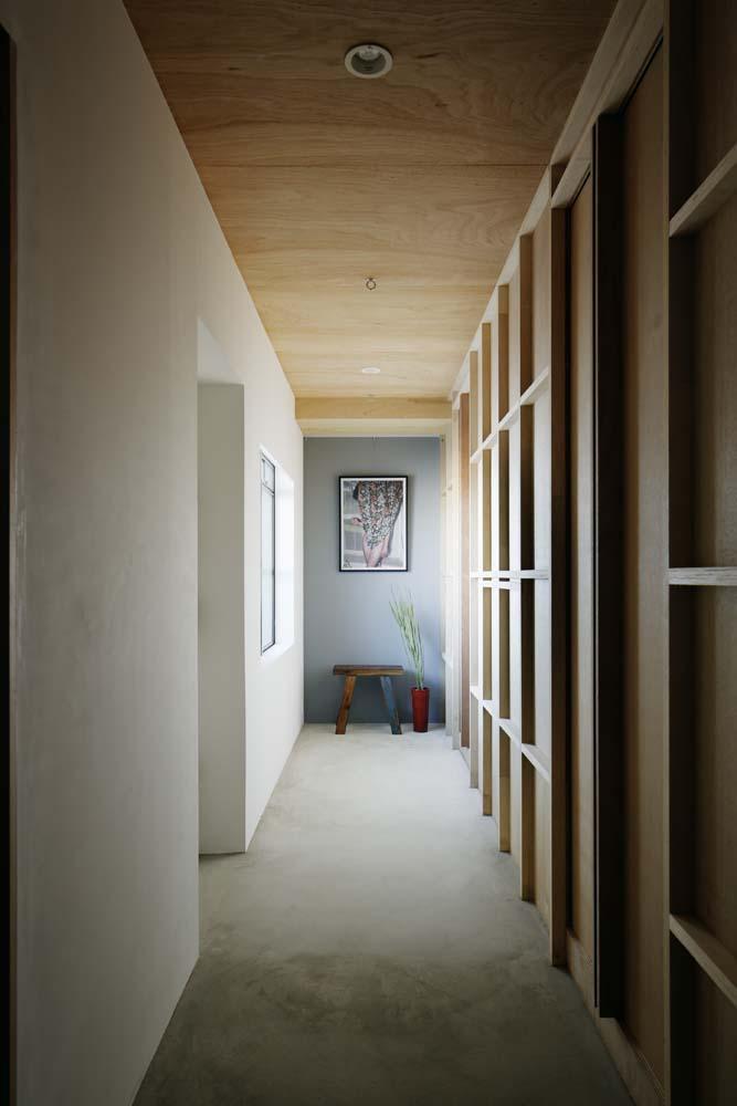「囲みの層」 -大津のリノベーション-の写真 玄関土間