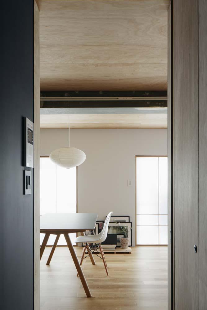建築家:青木律典|株式会社デザインライフ設計室「「囲みの層」 -大津のリノベーション-」