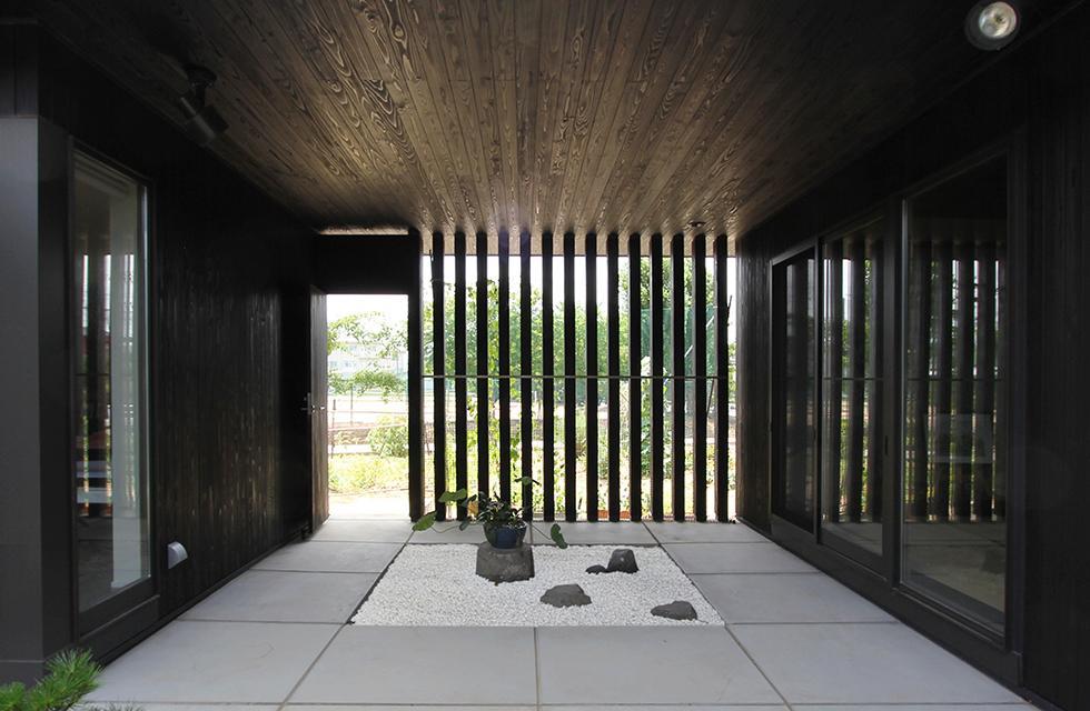 建築家:西和人「能美市の家」