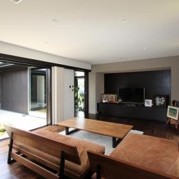 能美市の家 (気持ちの良い明るい室内空間)