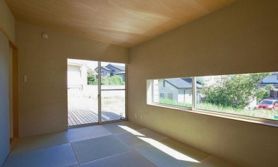 N-Frame (窓が多い和室)