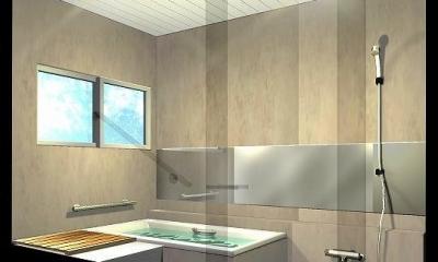 守口の住宅改修 (浴室)
