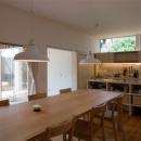 クラノイエの写真 明るいダイニングキッチン