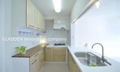 IKEAキッチン|IKEAリノベーション