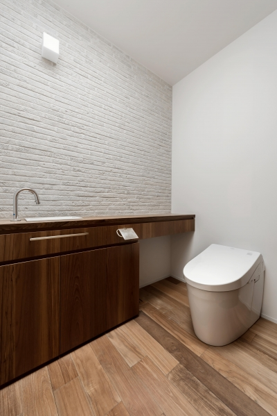 WC (西宮のいえ)