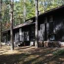 百瀬 満の住宅事例「カラマツの森の中の家」