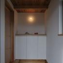 倭の家の写真 玄関
