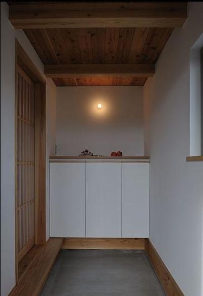 倭の家 (玄関)