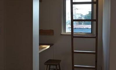 仕事スペース|倭の家