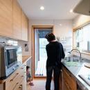 倭の家の写真 キッチン