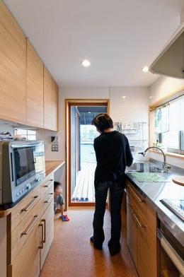 倭の家 (キッチン)