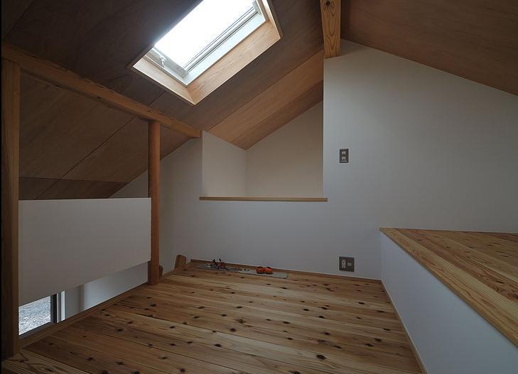 倭の家の部屋 ロフト