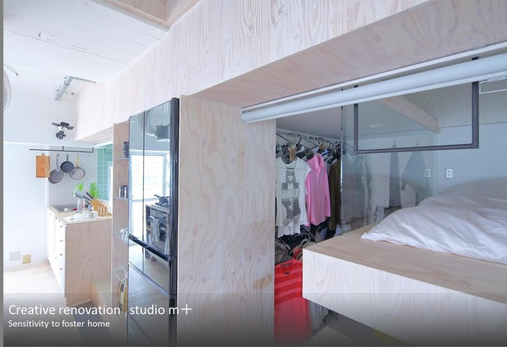studio m+「Green Apartment58」