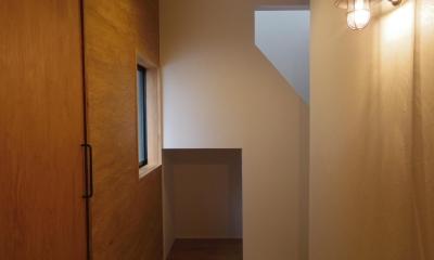 Renovation Style 005 (玄関)