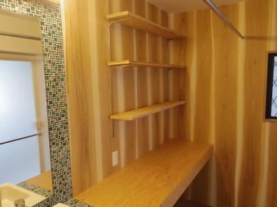 洗面所 (Renovation Style 005)