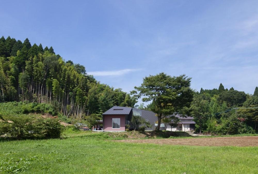 菅尾の曲屋 (外観)
