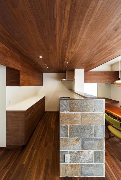 キッチン (rehaus-an/上質な大人の空間へのマンションリフォーム)