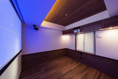 寝室 (rehaus-an/上質な大人の空間へのマンションリフォーム)