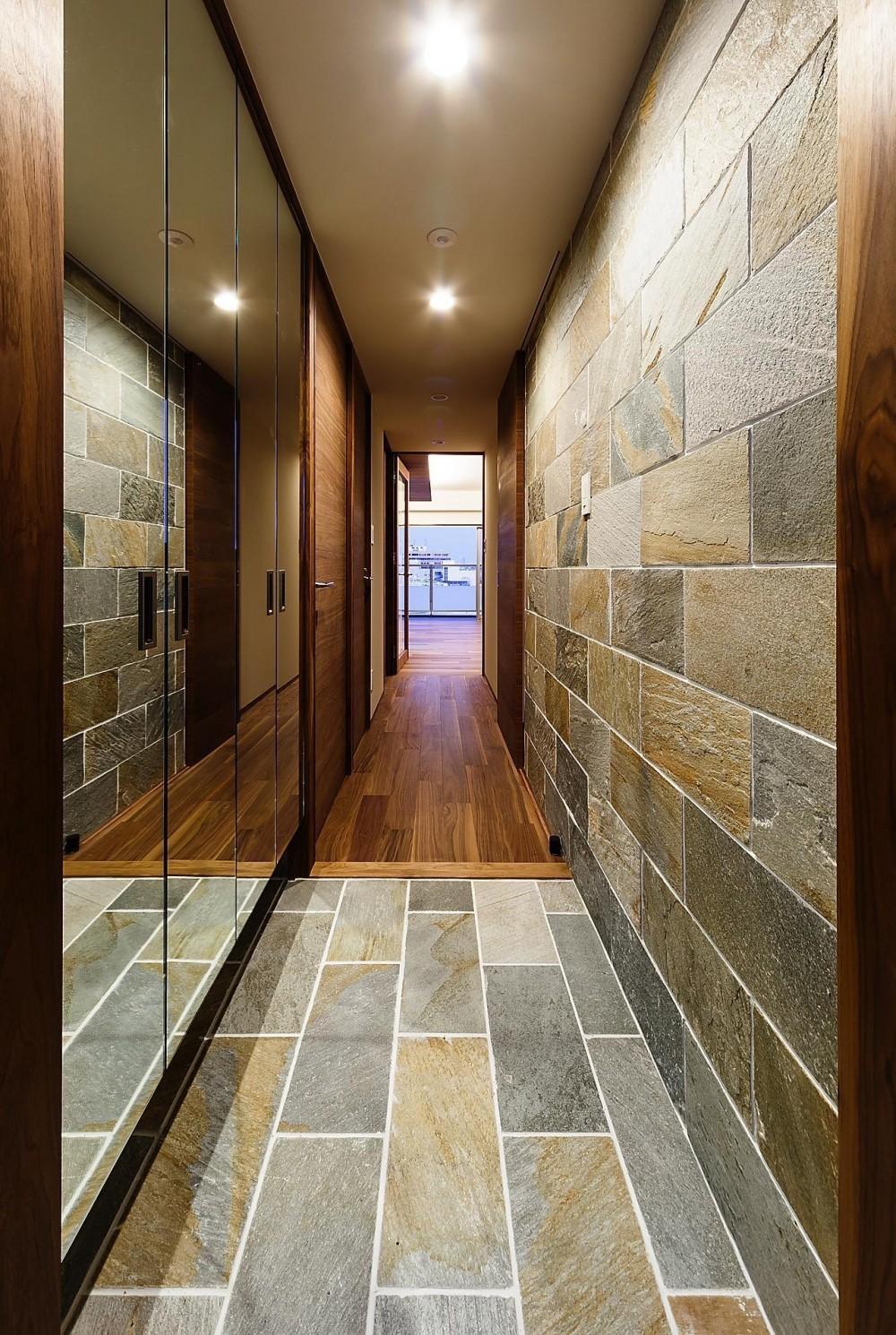 一級建築士事務所haus「rehaus-an/上質な大人の空間へのマンションリフォーム」