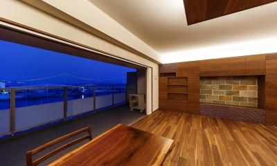 rehaus-an/上質な大人の空間へのマンションリフォーム