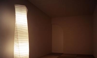 sato house (和室)