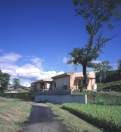 高木町の家~霧島連山を望む家~ (外観)
