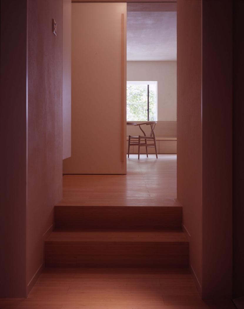 sato houseの部屋 廊下