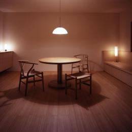 sato house (リビングダイニング3)