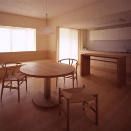 sato house (リビングダイニング2)