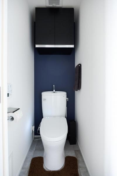 """トイレ (築18年、将来の住み替えも視野に入れた""""中古購入+リノベーション"""")"""