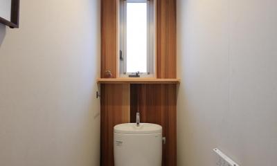 ライフ設計社屋 (トイレ)