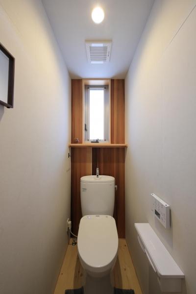 トイレ (ライフ設計社屋)
