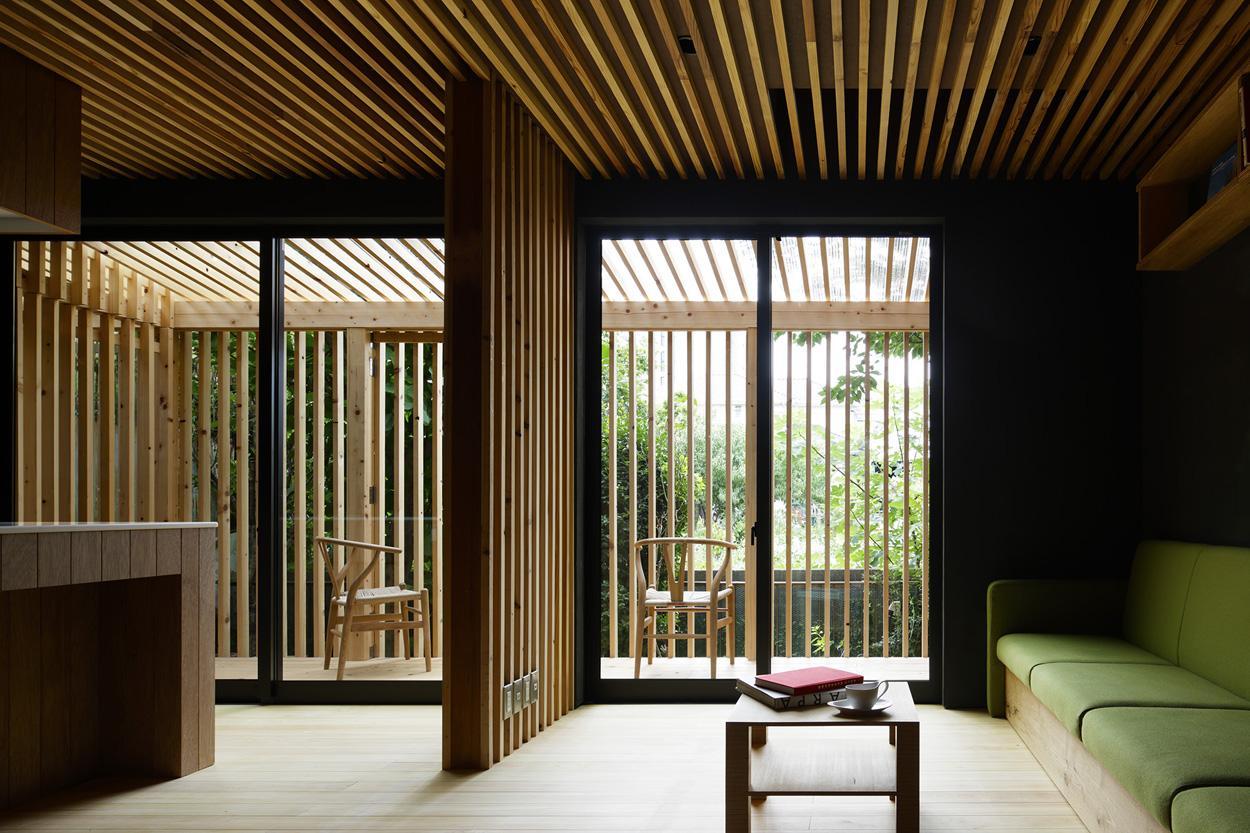 建築家:宇佐見 寛「木籠」