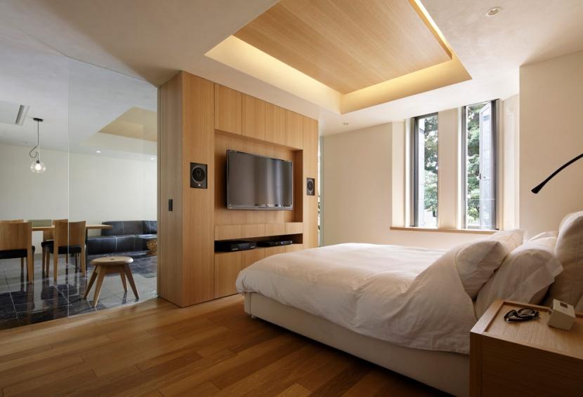 fujii houseの部屋 ベッドルーム