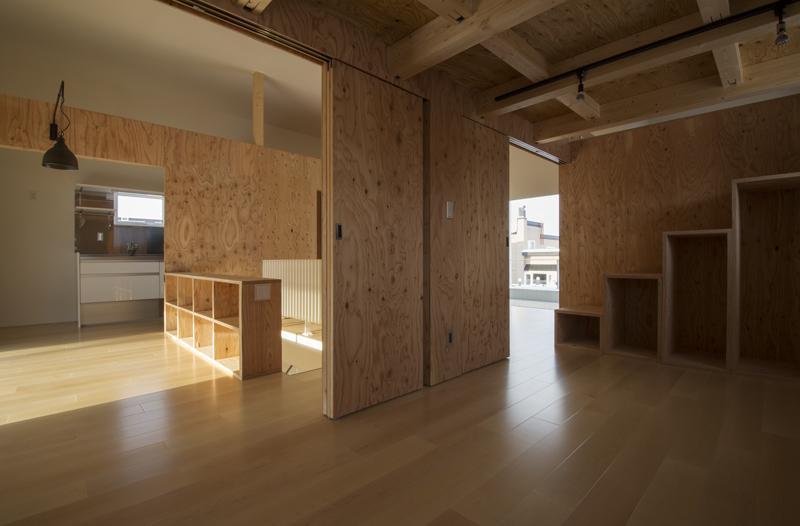 CYINの写真 2階の生活空間
