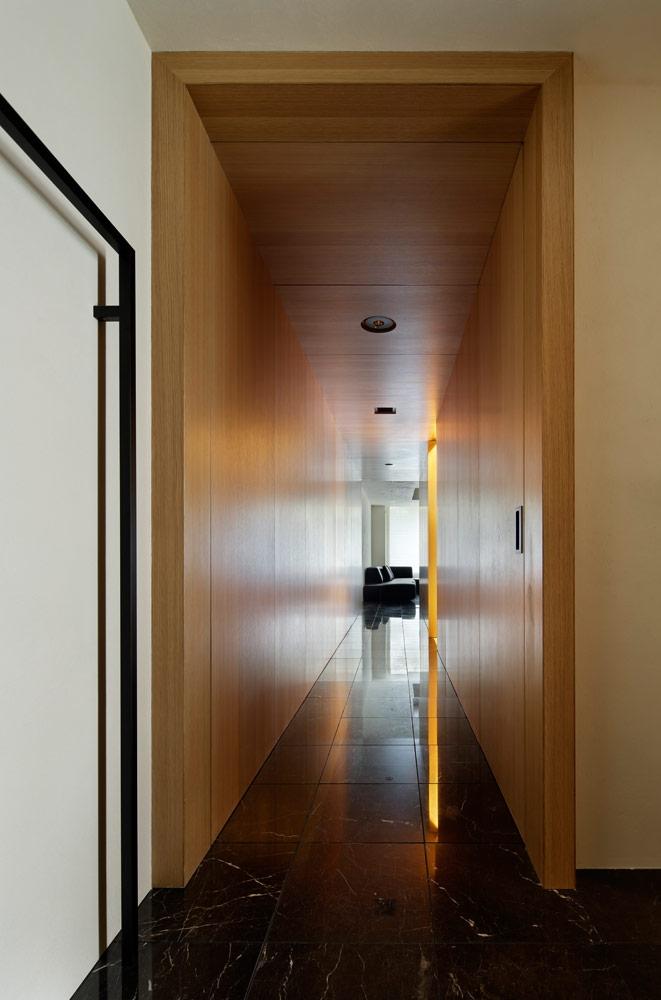 fujii houseの写真 廊下