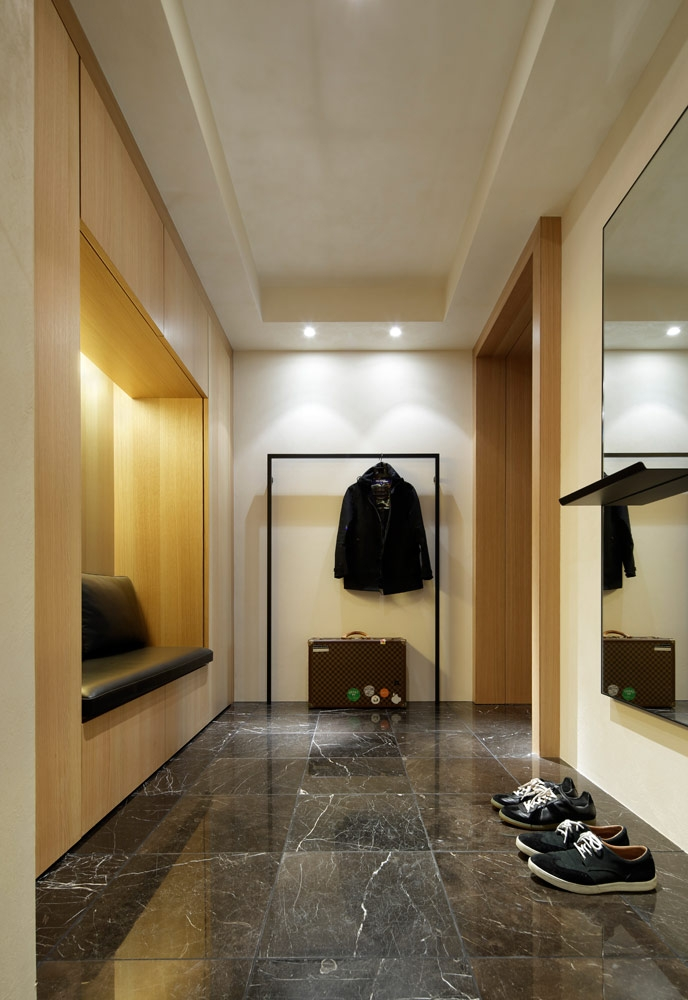 fujii houseの写真 玄関