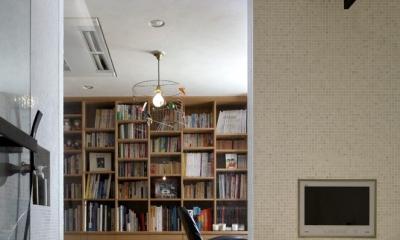 fujii house (バスルーム)