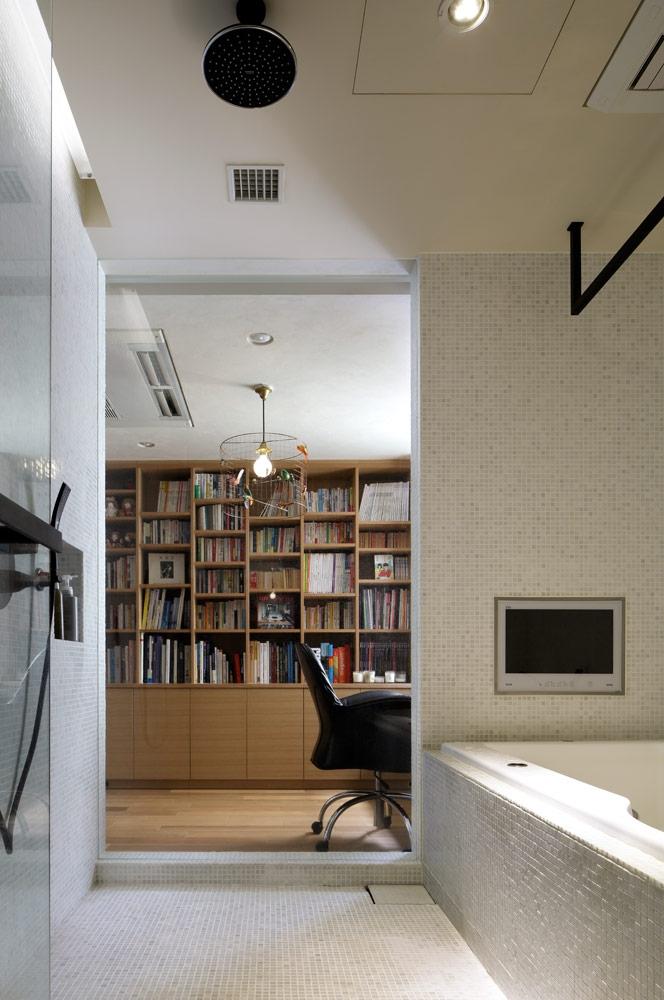 fujii houseの部屋 バスルーム