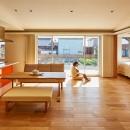 回光の家の写真 開放的な空間