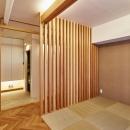 梶浦博昭の住宅事例「繭」