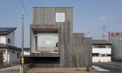 土岐の住宅