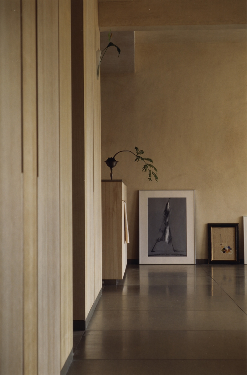 seki houseの部屋 廊下