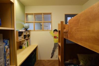 子ども部屋 (DK STYLE すくすくリノベーションvol.7)