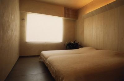 ベッドルーム (seki house)