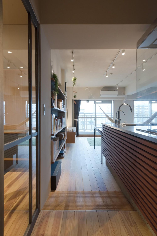 江戸川区Sさんの家 (キッチン)