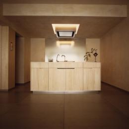 seki house (キッチン)