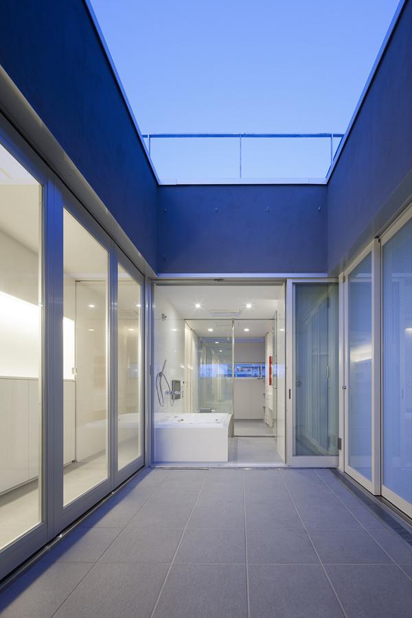 御器所の住宅の写真 テラス