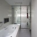 御器所の住宅の写真 落ち着いた雰囲気のバスルーム
